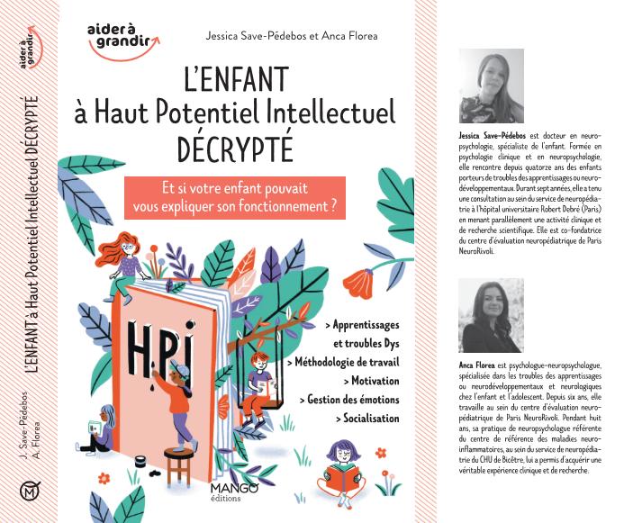 couverture livre HPI
